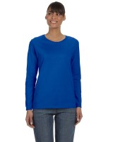 Heavy Cotton Missy Fit Long Sleeve T-Shirt