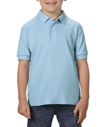 Youth Dry-Blend Double Pique Sport Shirt