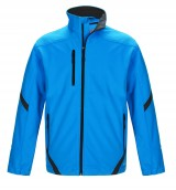 Youth Unlined Colour Contrast Softshell Jacket