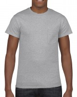 Heavy Cotton Adult Pocket T-Shirt