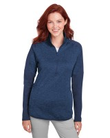 Ladies' Qualifier Hybrid Corporate Quarter-Zip