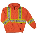 Unlined Safety Hoodie