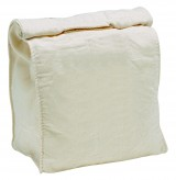 Cotton Lunch Bag - Natural