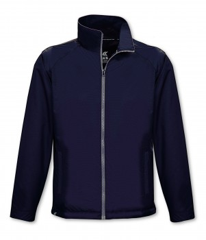 Adult Mini-Ripstop Warm-Up Jacket