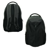 Zip-Checker Laptop Backpack