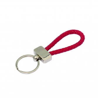 Percheron Braided Keychain