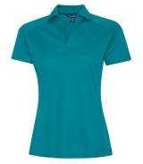 Tech Mesh Snag Resistant Ladies' Sport Shirt