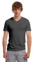Bamboo Slim Fit V-Neck T-Shirt