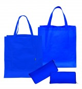 Non Woven Magic Folding Shopping Tote
