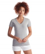 Ladies' Bamboo Foundation V-Neck