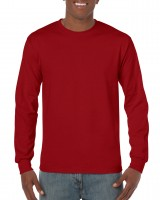 Heavy Cotton Long Sleeve T