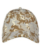 Curved Bill Cap