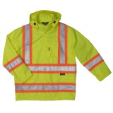 Safety Rain Jacket