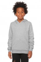Youth Poly-Cotton Fleece Pullover Hoodie