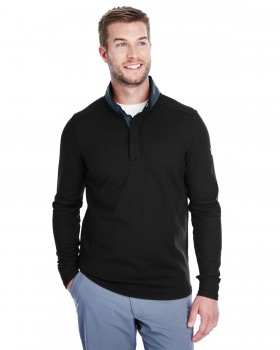 Men's Corporate Quarter Snap Up Sweater