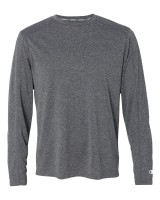 Vapor Heathered Long Sleeve Tee