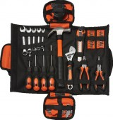 45 Piece Foldable Tool Set