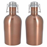 Stainless Growler - 64oz.