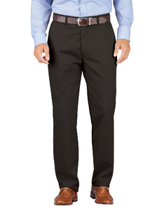 Relaxed Fit Comfort Waist Khaki Pant (Tapered Leg)