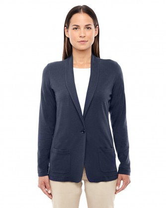 Ladies Perfect Fit Shawl Collar Cardigan