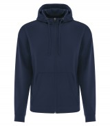 Game Day Fleece Full Zip Hooded Sweatshirt