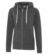 EsActive Core Full Zip Hooded Ladies' Sweatshirt