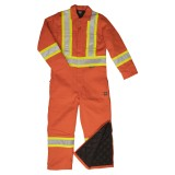 Insulated Safety Coverall