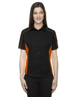 Ladies Fuse Colourblock Twill Shirt