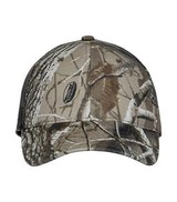 Realtree Camouflage Mesh Back Cap