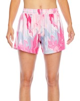 All Sport Sublimated Pink Swirl Short