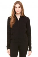Ladies' Cotton / Spandex Cadet Jacket