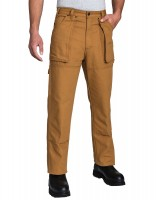 Relaxed Fit Rinsed Duck Logger Pant