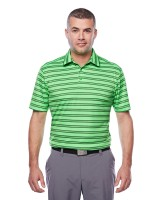Men's Tech Stripe Polo