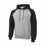 Dri-Power Fleece Colourblock Hood