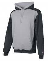 Powerblend Eco Colour Block Fleece Hood