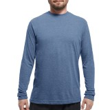 Poly-Blend Long Sleeve Tee