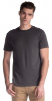 Slim Fit Bamboo Crew Neck T-Shirt