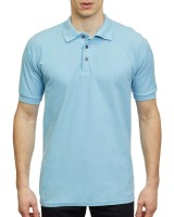Short Sleeve Combed Ring Spun Pique Polo