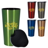 Fashion Metallic Tumbler - 16oz.