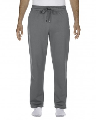 Performance Adult Tech Open Bottom Sweatpants with Pockets