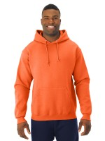 Pull Over Hooded Sweatshirt