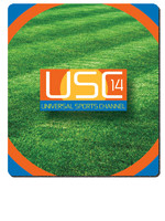 "1/8"" Firm Surface Mouse Pad (7 1/2"" x 8 1/2"")"
