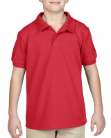 Youth Pique Sport Polo