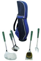 "24"" Golf Bag / 4 Piece BBQ Tool Set"