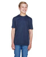Youth Zone Sonic Heather Performance T-Shirt