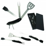 Backyard Bash 5-in-1 Folding BBQ Tool