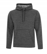 Dynamic Heather Fleece Hooded Sweatshirt
