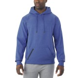 Cotton Rich Fleece Pullover Hooded