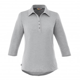 Tipton Three Quarter Sleeve Polo