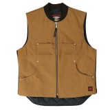 Quilted Lined Vest